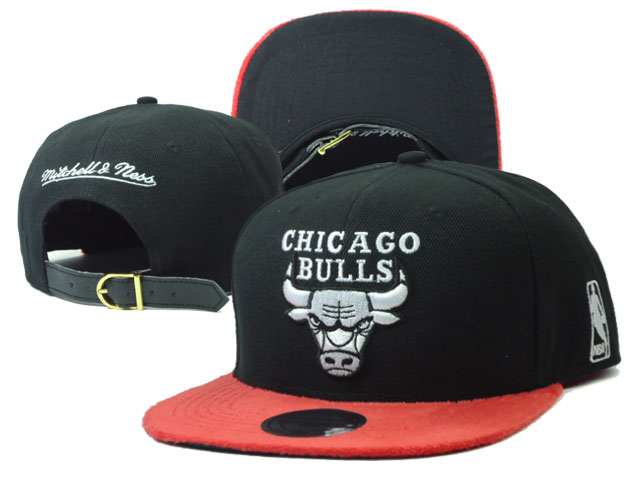 Chicago Bulls Snapback Hat SF 09